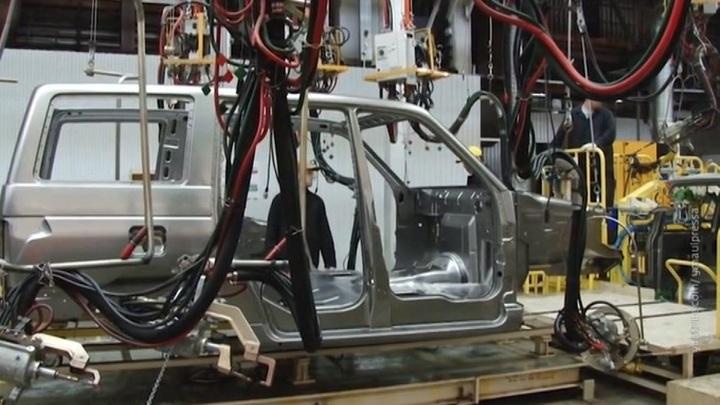 Производство легковых автомобилей в России резко выросло в I квартале