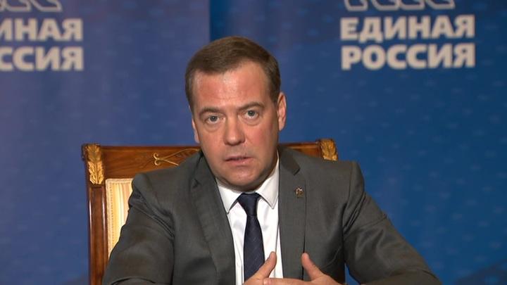 Дмитрий Медведев проанализировал российско-украинские отношения