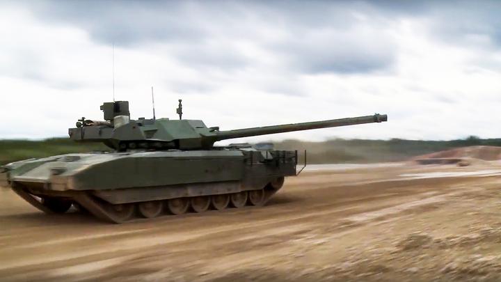"""Первые """"Арматы"""" пойдут в войска в 2022 году, заявил Шойгу"""
