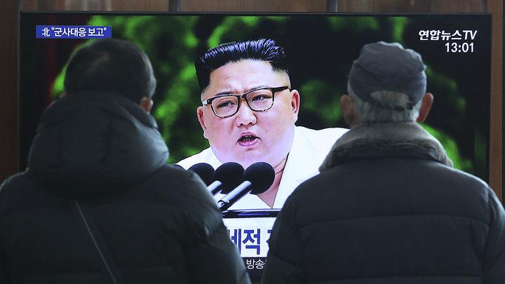 Ким Чен Ын пропал и опять появился
