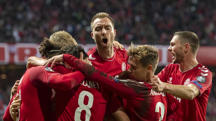 Дания не пустит российских болельщиков на матчи Евро
