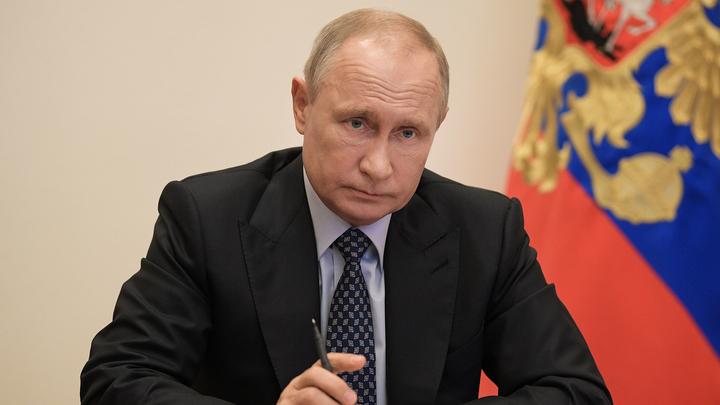 Путин выразил соболезнования Си Цзиньпину