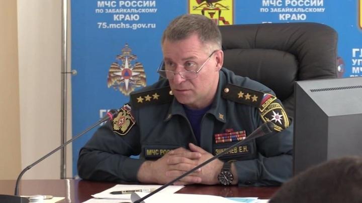 Глава МЧС посетил Хабаровский край