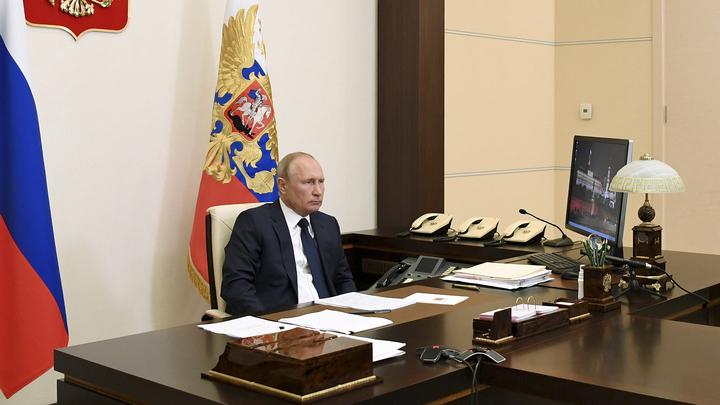 Путин подписал закон о работе малых и средних предприятий в Арктике