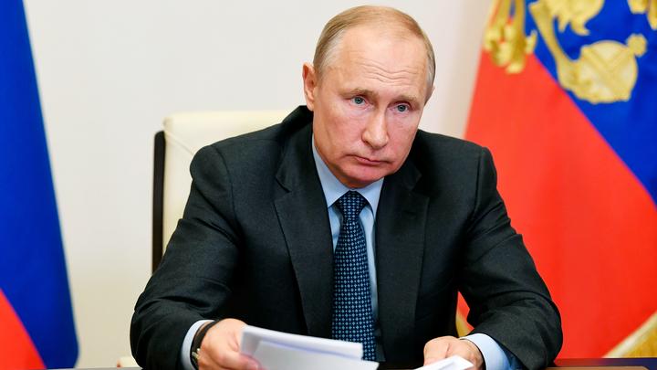 Путин: факторы нестабильности в экономике сохраняются