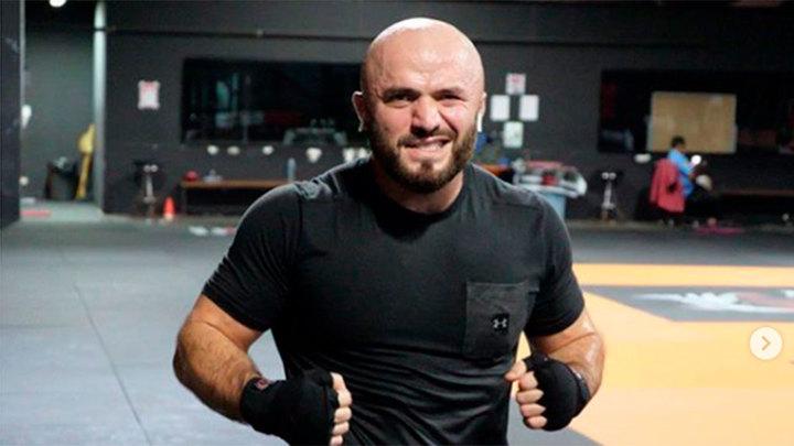 Магомед Исмаилов номинирован на звание лучшего бойца года в ММА