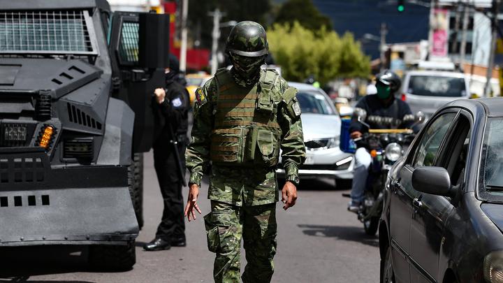 Мэра столицы Эквадора подозревают в хищениях