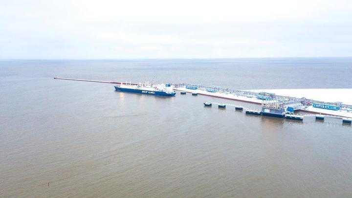 """""""Новатэк"""" намерен выйти на круглогодичную навигацию по Северному морскому пути"""