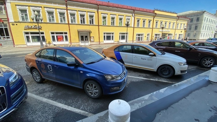 В Москве могут ввести ограничения для водителей каршеринга