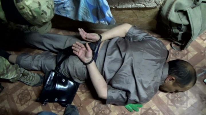 В ходе межрегиональной спецоперации ФСБ задержала 22 террориста