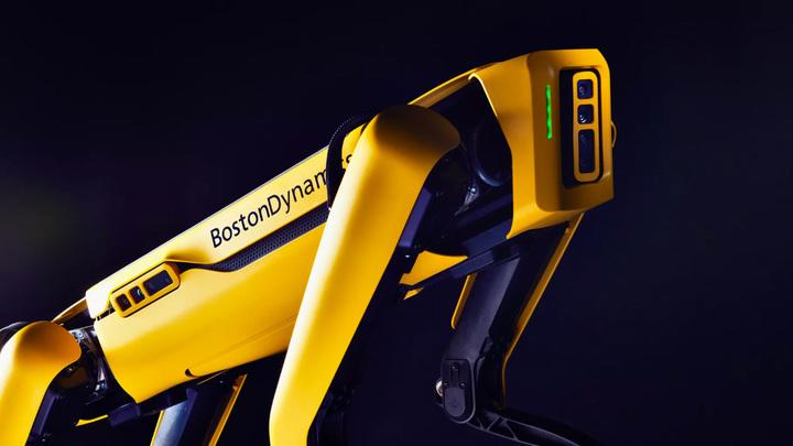 Сбер купил робопса Boston Dynamics