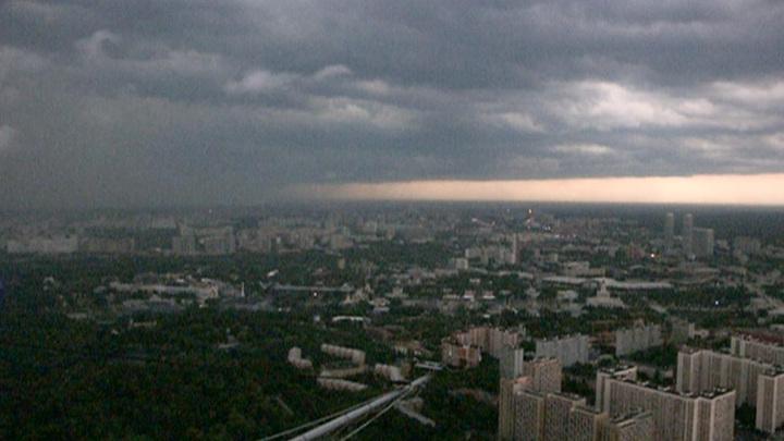 В Москву придет циклон, затопивший Европу