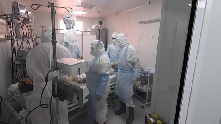 Борьба с коронавирусом: Россия протянула руку помощи Казахстану