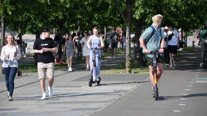 "Самокат вне закона: почему ""пешеход на колесах"" ни за что не отвечает"