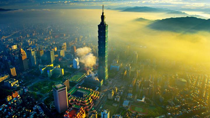 Викторина по географии. Тайвань