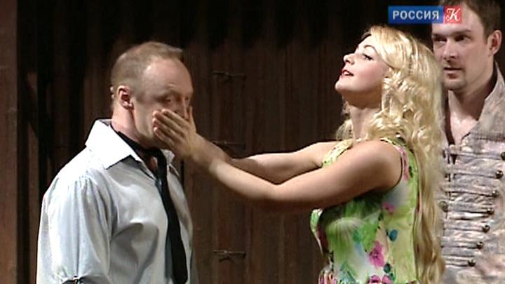 Спектакль «Без названия» - в трех номинациях «Золотой маски»