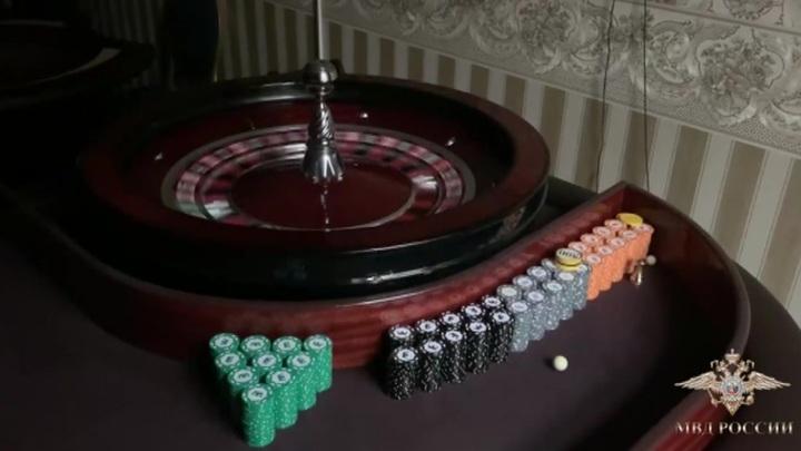 Правоохранители нанесли удар по подпольным казино Северной столицы