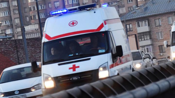 Башенный кран упал на стройплощадке на Кубани, погибли два человека