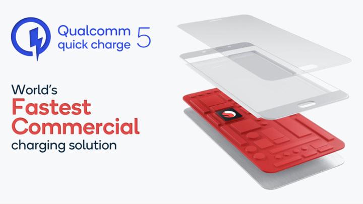 Новая технология Qualcomm полностью зарядит смартфон за 15 минут