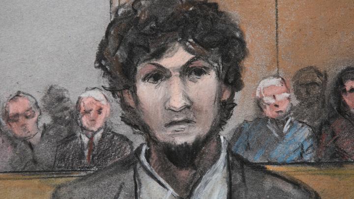 В США могут пересмотреть смертный приговор бостонскому террористу Царнаеву