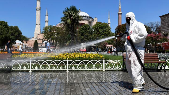 Турция смягчает ограничения