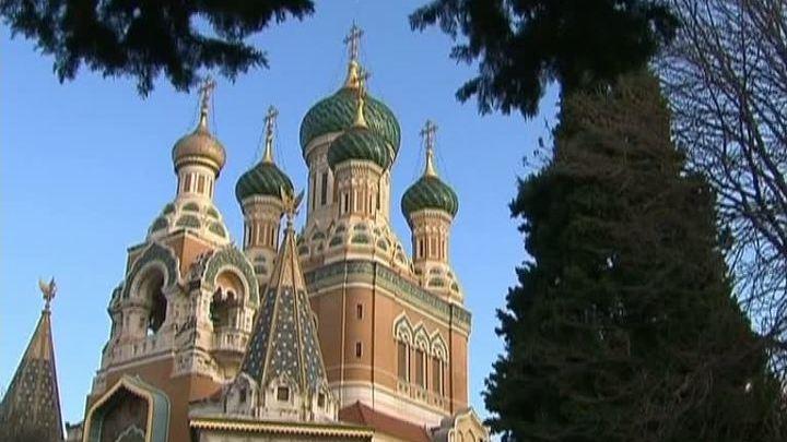 В Ницце отмечают 400-летие Дома Романовых