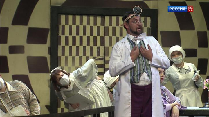 Театр «Новая опера» открывает новый сезон