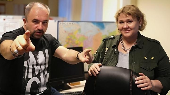Дмитрий Чернов и Ольга Максимова | vk.com/dmitchernov