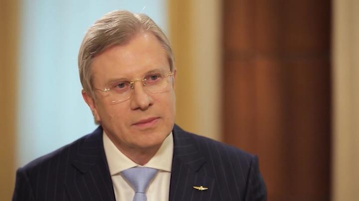 Новый министр транспорта РФ заразился коронавирусом