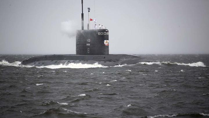 В Балтийском море испытывают одну из самых бесшумных подлодок в мире