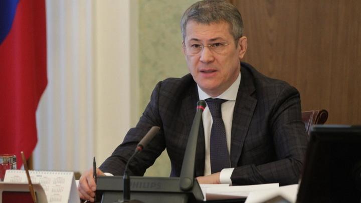 Радий Хабиров раскритиковал министра транспорта и его подход к работе