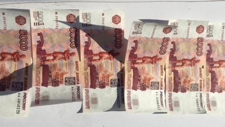 Житель Пензы шесть раз купил алкоголь на фальшивые деньги