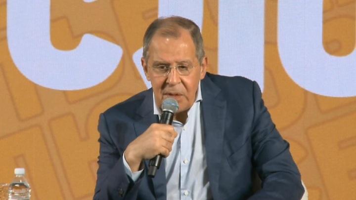 Вооружения и санкции: мнение министра иностранных дел России