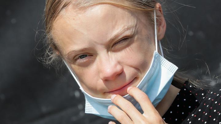 Грета Тунберг пожертвует на вакцины 100 тысяч евро