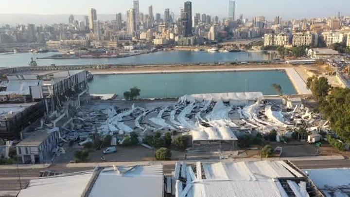 Ливанские военные обнаружили в порту Бейрута контейнеры с отравляющим веществом