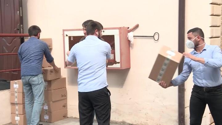 Меценат против COVID-19: сенатор Алихан Харсиев помог ингушскому минздраву