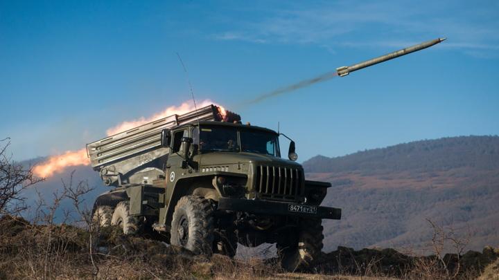 Российские военные купили реактивных систем на 30 миллиардов