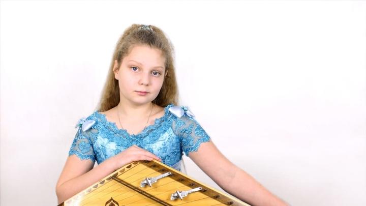 Влада Андрияненко. Фото Владимира Аленичева