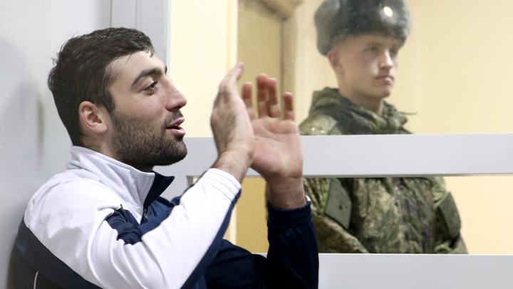 За избиение росгвардейца и хранение наркотиков боксер Кушиташвили получил 3 года условно