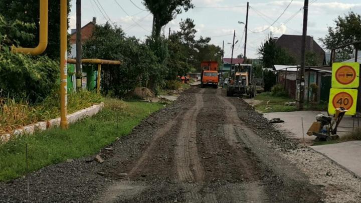 В Самаре инвалид-колясочник заставил отремонтировать дорогу