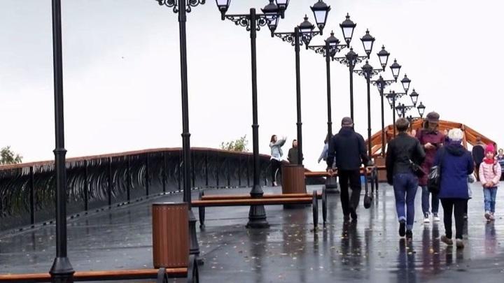 """Достопримечательность готова. """"Горбатый"""" мост в Котласе сдали после реконструкции"""