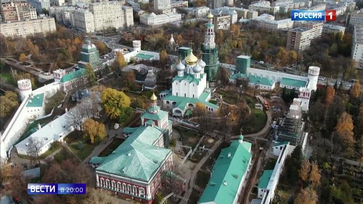 Реставраторов некрополя Новодевичьего монастыря обвинили в вандализме
