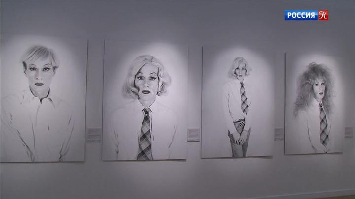 Новая Третьяковка представляет выставку «Я, Энди Уорхол»