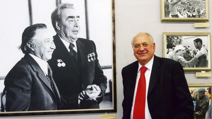 Умер известный личный фотограф Брежнева Владимир Мусаэльян