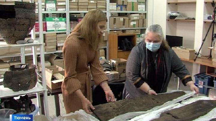 Десятки тысяч предметов 17-18 веков найдены во время раскопок в Тобольске