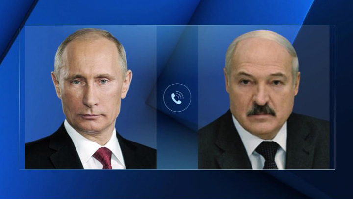 Путин и Лукашенко запланировали новую встречу