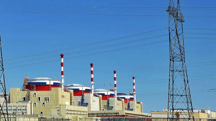 Остановлен второй энергоблок Ростовской АЭС