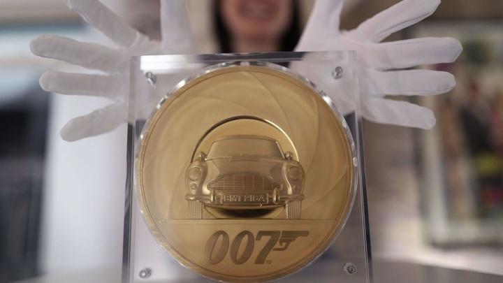 "Создателям 25-го фильма об ""агенте 007"" грозят пересъемки сцен"