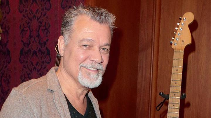 Скончался легендарный рок-музыкант Эдди Ван Хален