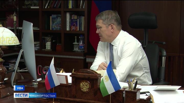 Радий Хабиров призвал соцработников настроиться на авральный режим работы